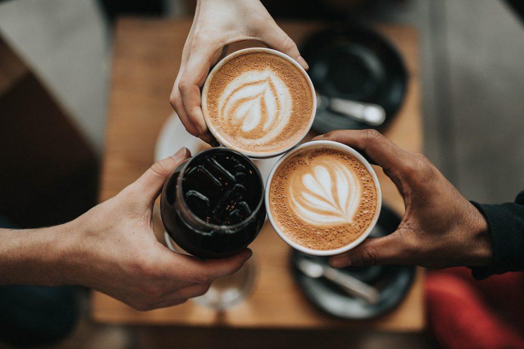 カフェのケース