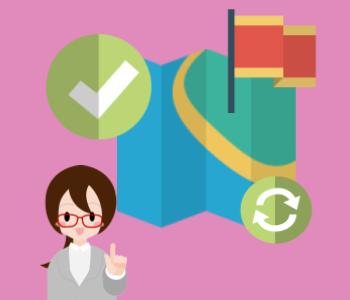 目標と習慣の登録と報告