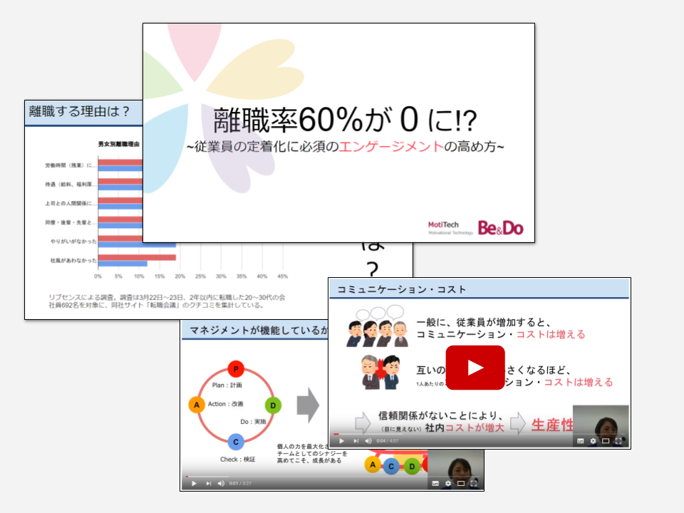 資料、動画イメージ