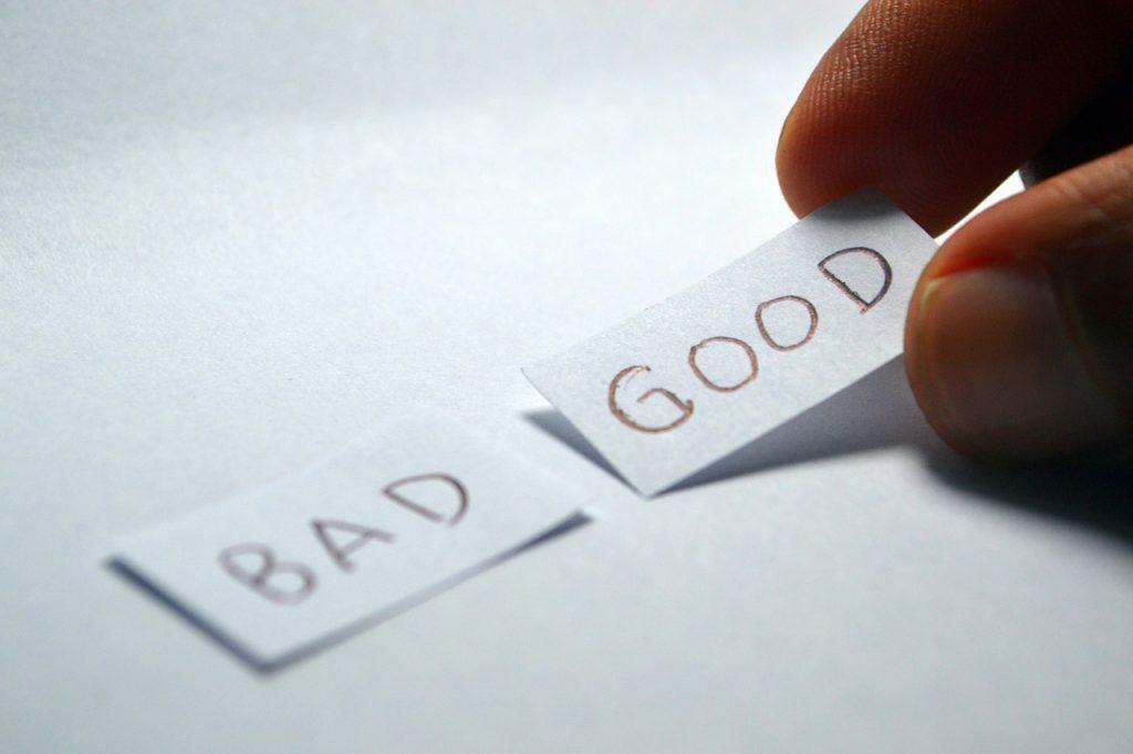 Bad,Good