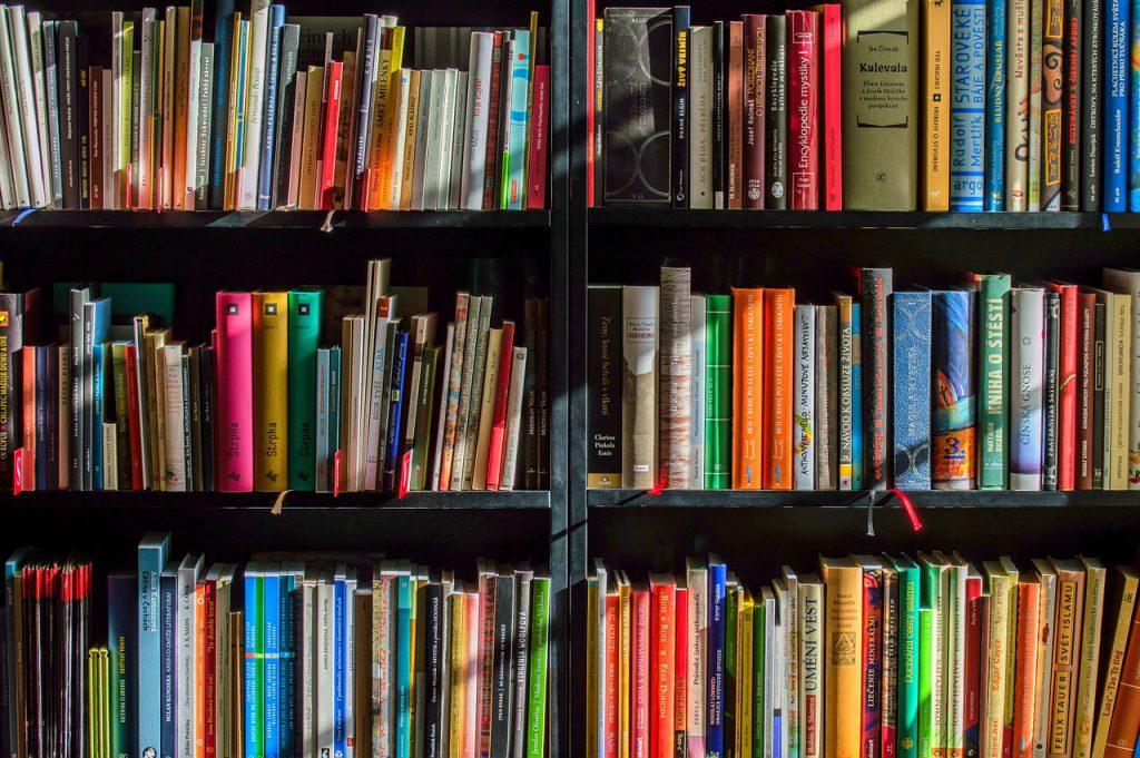 図書館や本屋に行けば基礎的なことは学べる