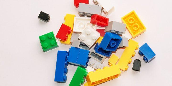 ブロックもその特長を活かすことで新たな発想が生まれる