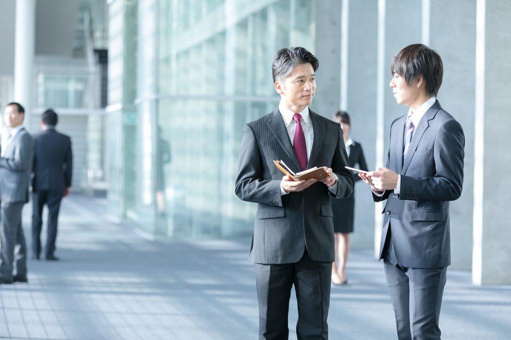 リーダーとメンバーのコミュニケーション
