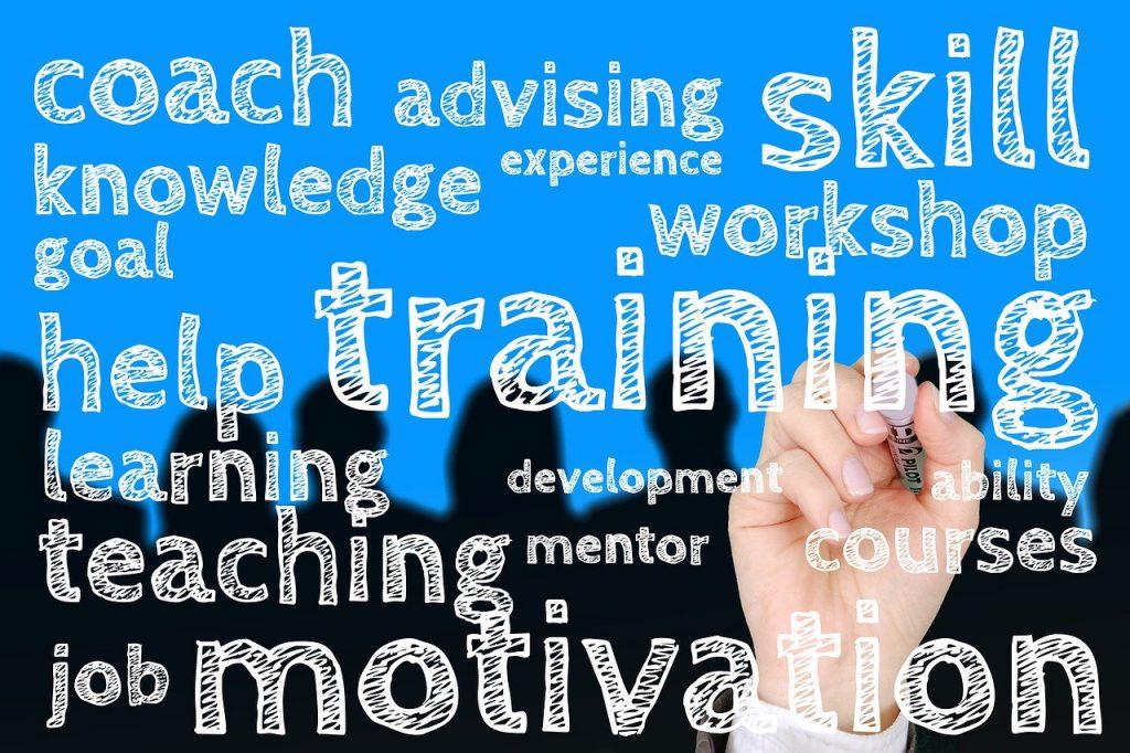 Training、Motivation