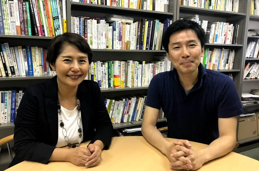 森永雄太教授インタビュー