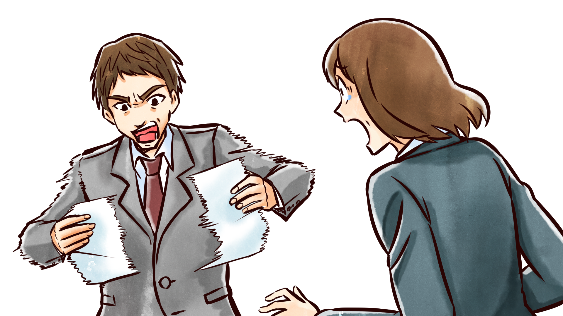 嫌いな上司