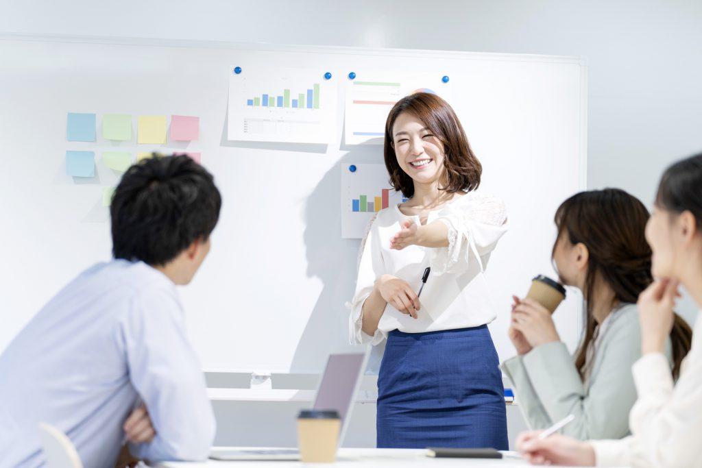 新規社内事業企画の発案から運営まで実施